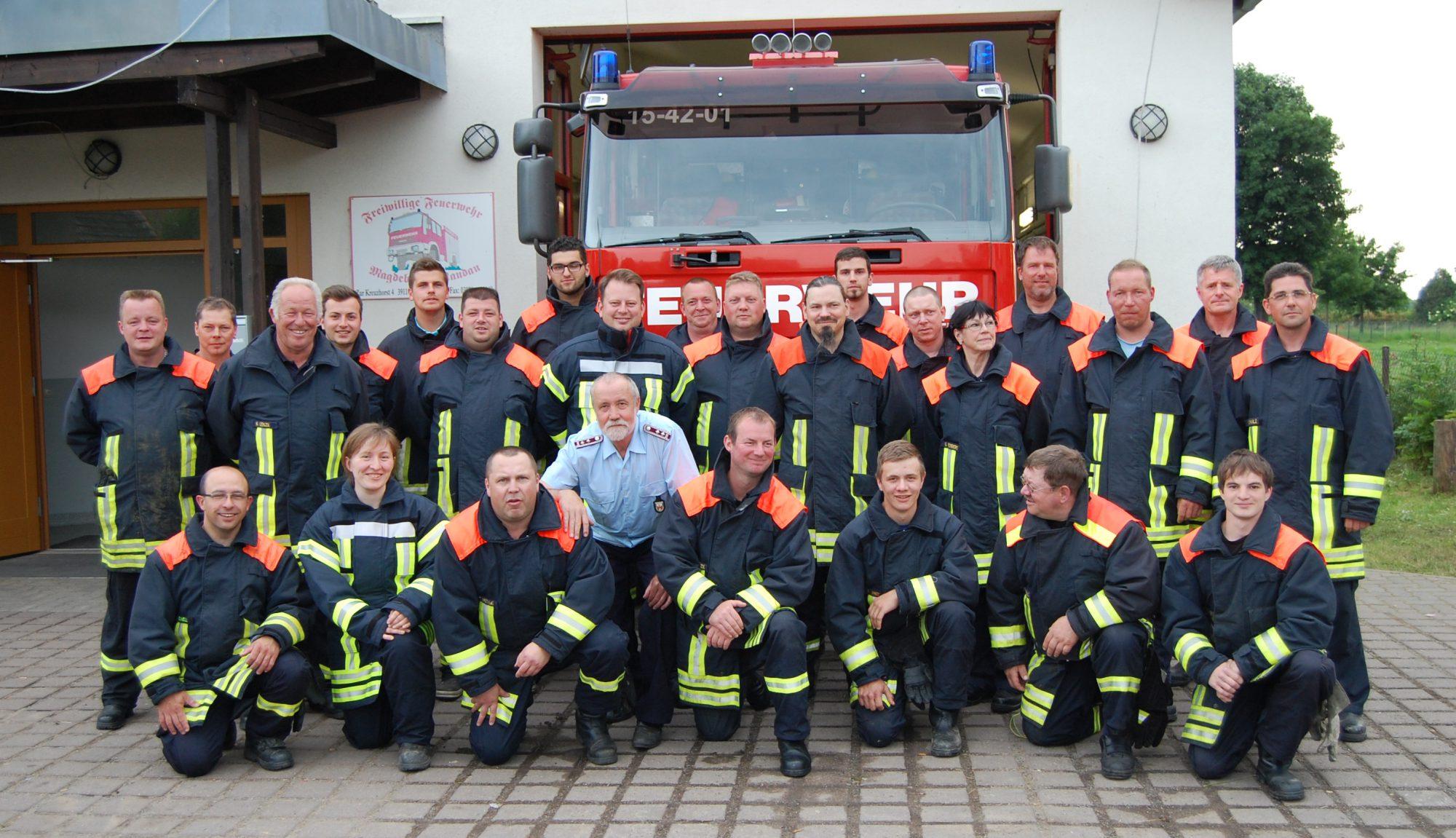 Feuerwehr-Randau